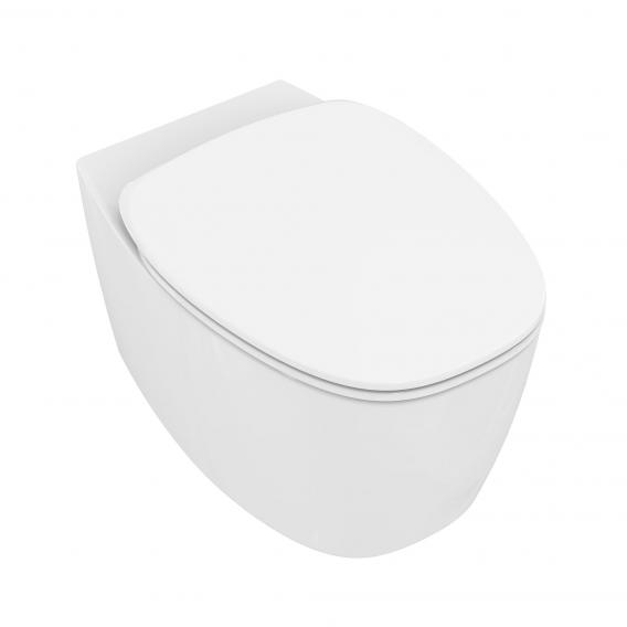 Ideal Standard Dea wall-mounted, washdown toilet white, with Ideal Plus