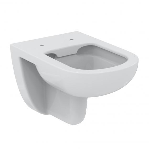 Ideal Standard Eurovit Plus wall-mounted washdown toilet rimless, white
