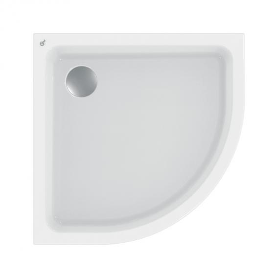 Ideal Standard Hotline New quadrant shower tray, waste Ø 90 mm