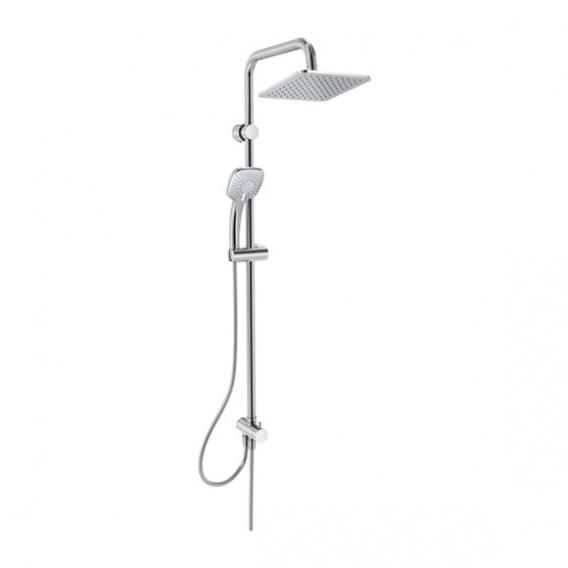 Ideal Standard Idealrain Cube shower system to combine with exposed mixer