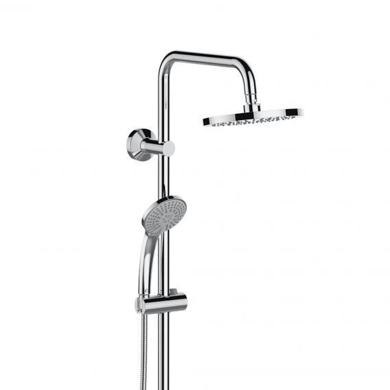 Ideal Standard Idealrain shower system with exposed shower thermostat