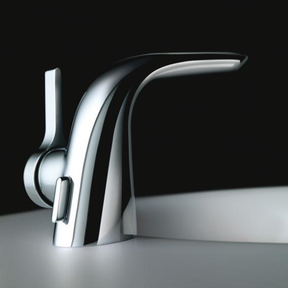 Ideal Standard Melange single lever basin mixer with pop-up waste set