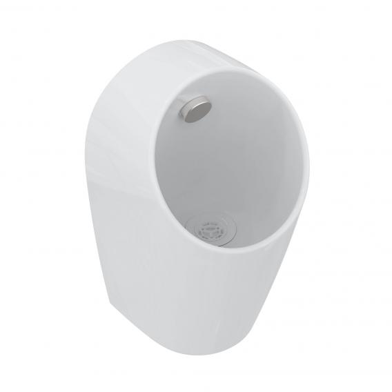 Ideal Standard Sphero MIDI urinal Smart E-Hybrid battery-powered, rear supply