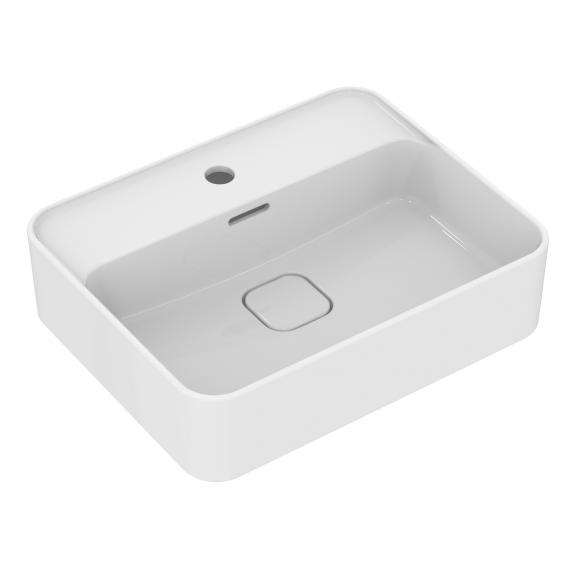 Ideal Standard Strada II countertop basin white, with Ideal Plus