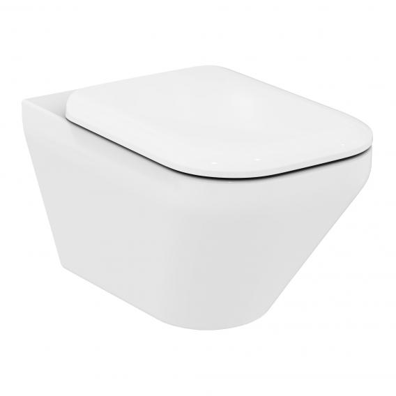 Ideal Standard Tonic II toilet seat with soft-close & removable