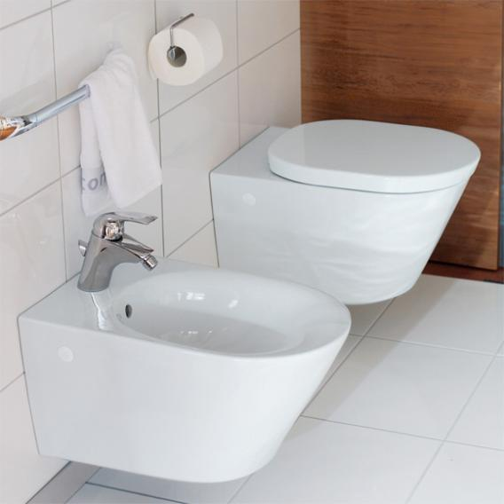 Ideal Standard Tonic toilet seat white, with soft-close & removable