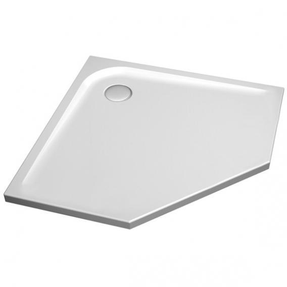 Ideal Standard Ultra Flat pentagonal shower tray