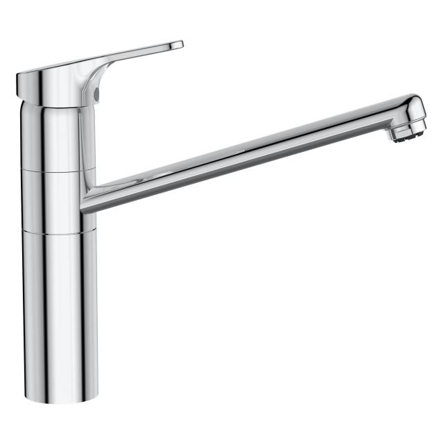 Ideal Standard CeraFit single lever kitchen mixer with tall spout, low pressure