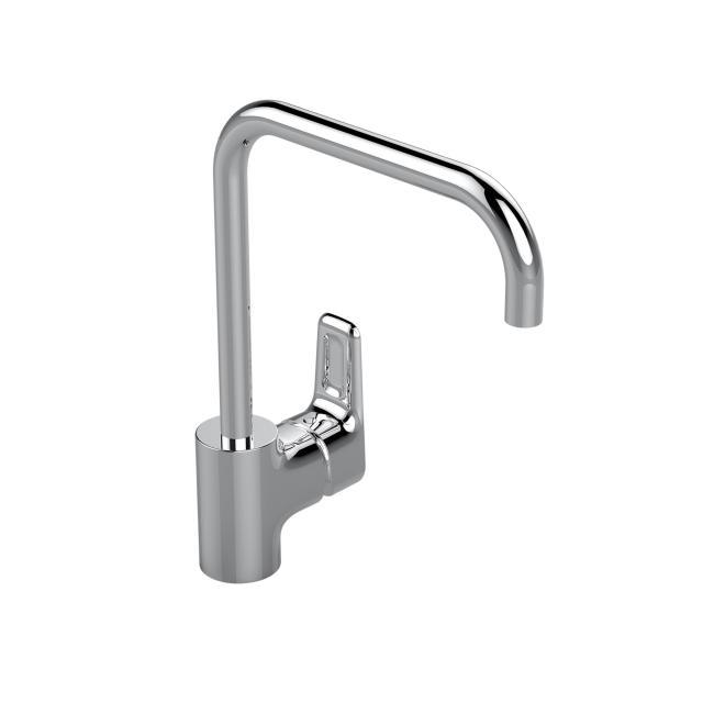 Ideal Standard CeraPlan III single lever kitchen mixer, swivel spout, low pressure