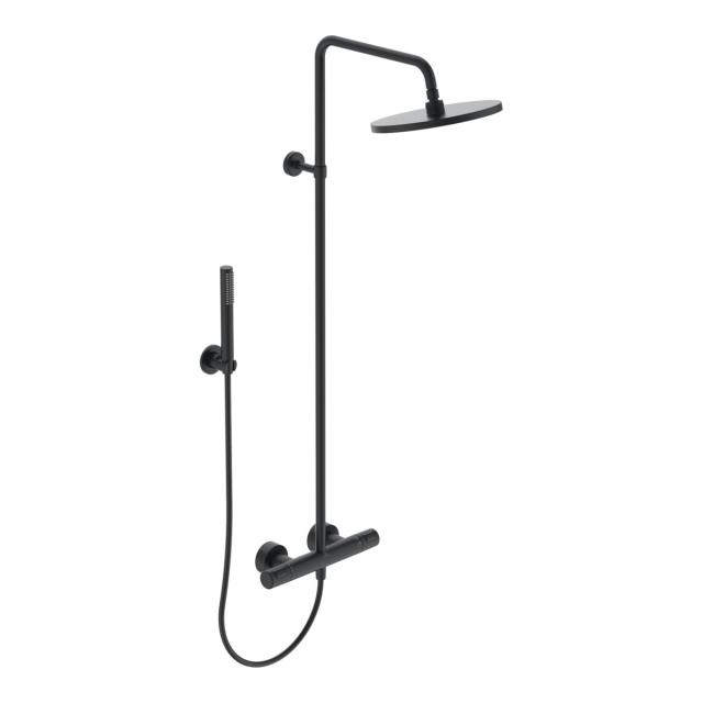 Ideal Standard Ceratherm T25 shower system with exposed shower thermostat