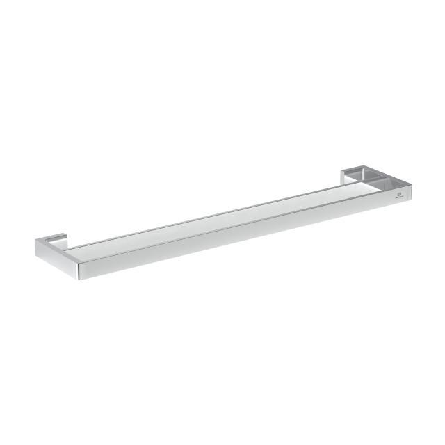 Ideal Standard Conca double towel rail, square chrome
