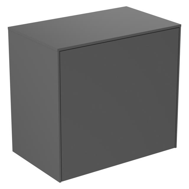 Ideal Standard Conca side unit with 1 pull-out compartment front matt anthracite/corpus matt anthracite