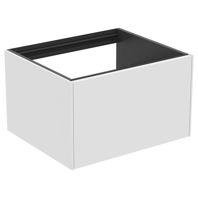 Ideal Standard Conca vanity unit for console with 1 pull-out compartment front matt white/corpus matt white