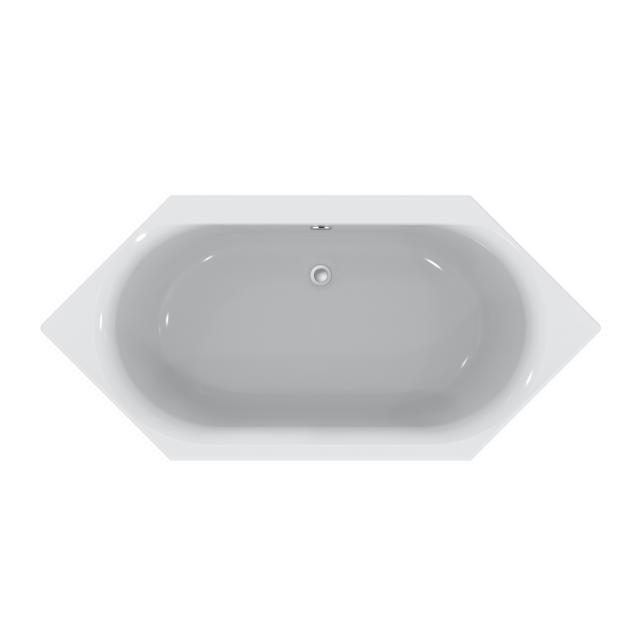 Ideal Standard Connect Air hexagonal bath, built-in