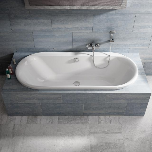 Ideal Standard Connect Air oval bath, built-in
