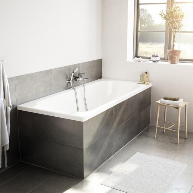 Ideal Standard Hotline New Duo, rectangular bath, built-in