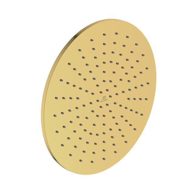 Ideal Standard Idealrain Atelier overhead shower brushed gold