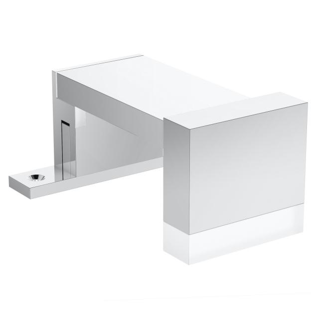 """Ideal Standard Mirror & Light """"Cube"""" LED mirror and mirror cabinet light"""