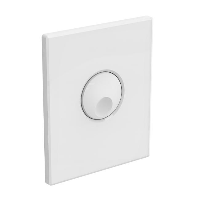 Ideal Standard Septa Pro U3 mechanical urinal flush plate white