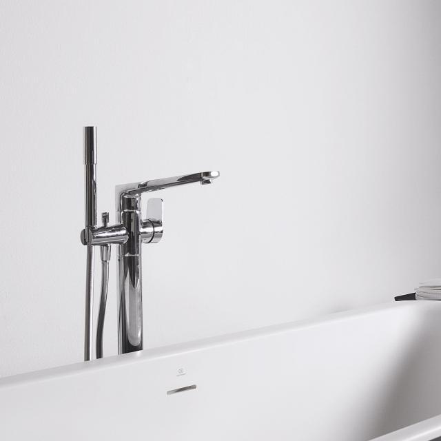 Ideal Standard Tonic II freestanding bath fitting chrome