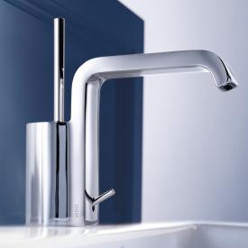 Jado Glance single lever basin mixer with pop-up waste set
