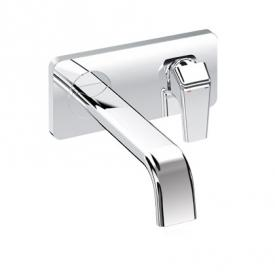 Jado Jes concealed, wall-mounted single lever basin mixer