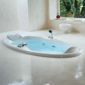 Jacuzzi ELIPSA built-in whirlpool without panelling without integrated bath spout
