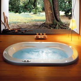 Jacuzzi Opalia oval whirlpool L: 190 W: 110 H: 60 cm