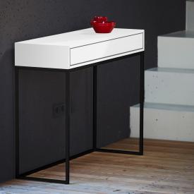 Jan Kurtz Dina wall table with drawer