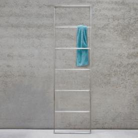 Jan Kurtz Hip towel ladder brushed stainless steel