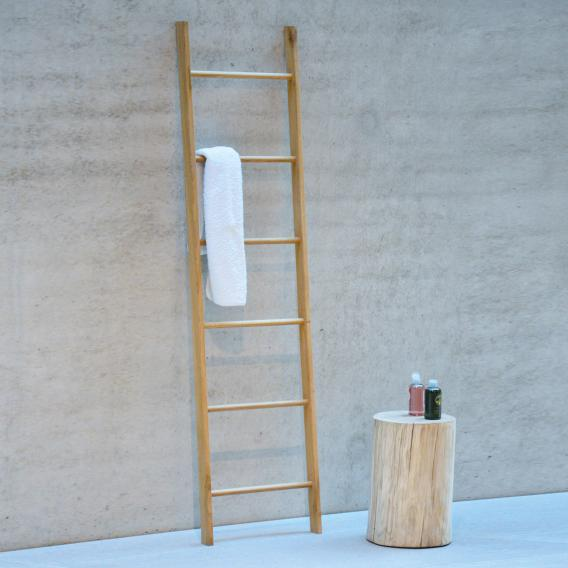 Jan Kurtz Hop towel ladder oak