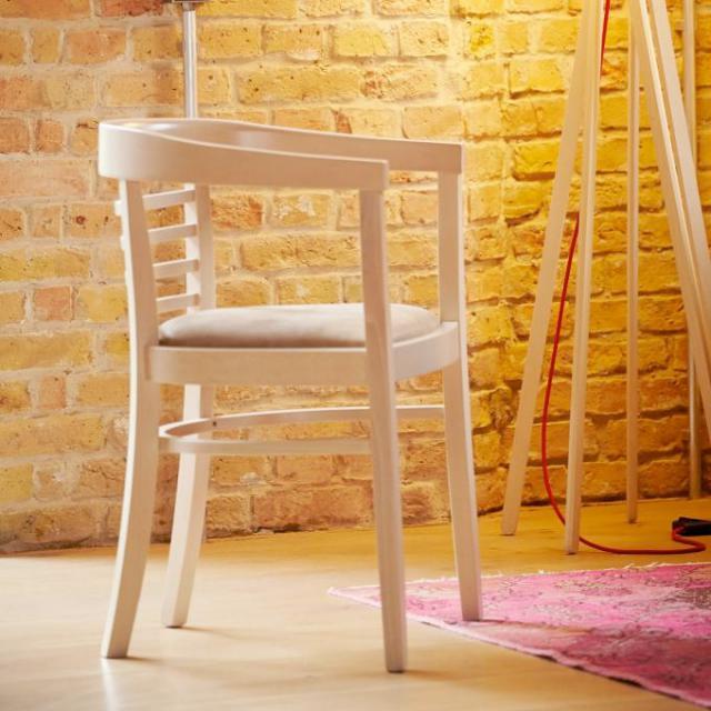Jan Kurtz Charles chair with armrests