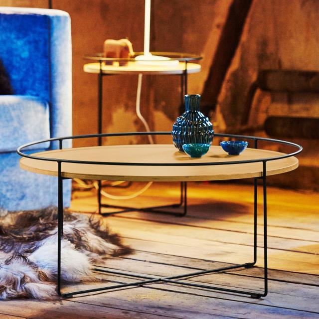 Jan Kurtz Clock coffee table