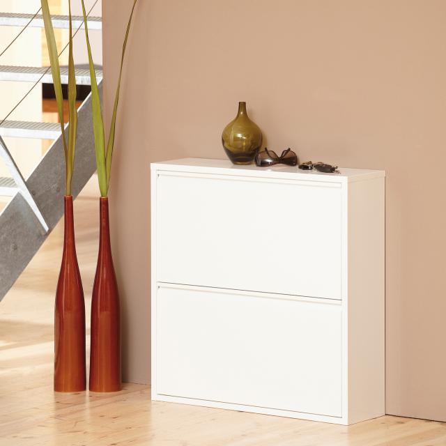 Jan Kurtz Double Large 2 shoe cabinet