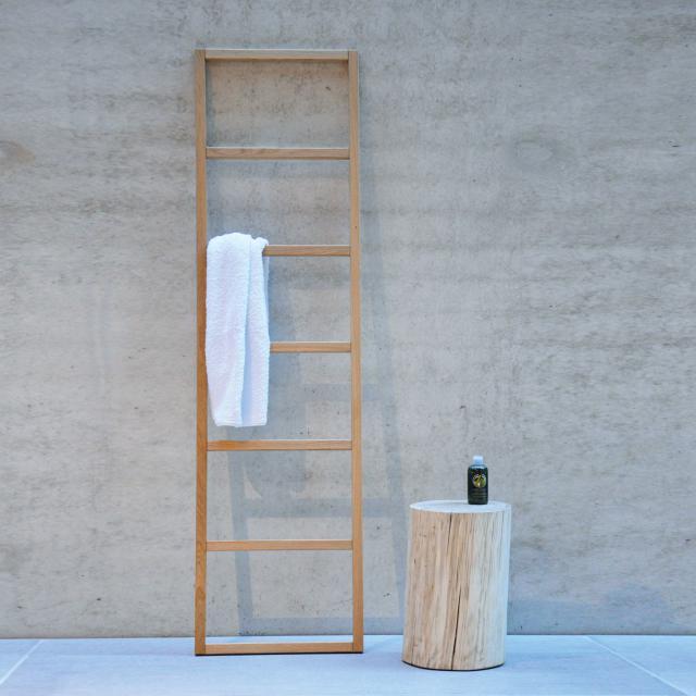 Jan Kurtz Hip towel ladder oak