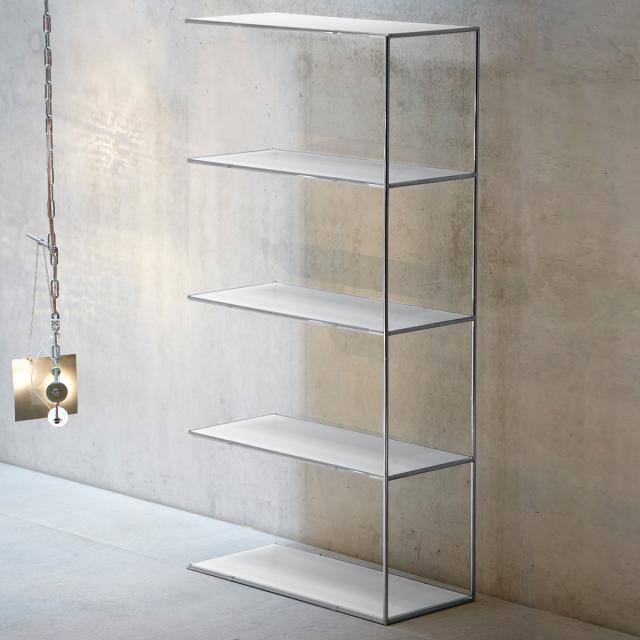 Jan Kurtz Home add-on element with 5 shelves