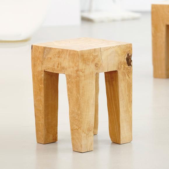 Jan Kurtz Java stool square