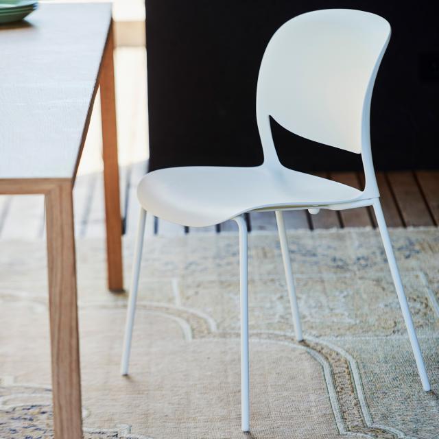 Jan Kurtz Smile stackable chair