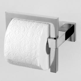 Jörger Empire II toilet roll holder with with moveable arm chrome