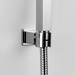 Jörger Empire wall-mounted shower bracket chrome
