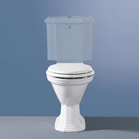 Jörger Symphonie II close-coupled, washdown toilet with horizontal waste
