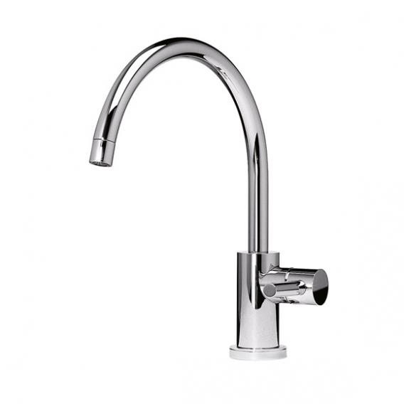 Jörger Charleston Royal single lever kitchen mixer, height: 295 mm chrome