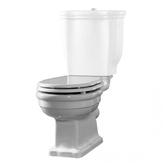 Jörger Delphi close-coupled, washdown toilet with horizontal waste