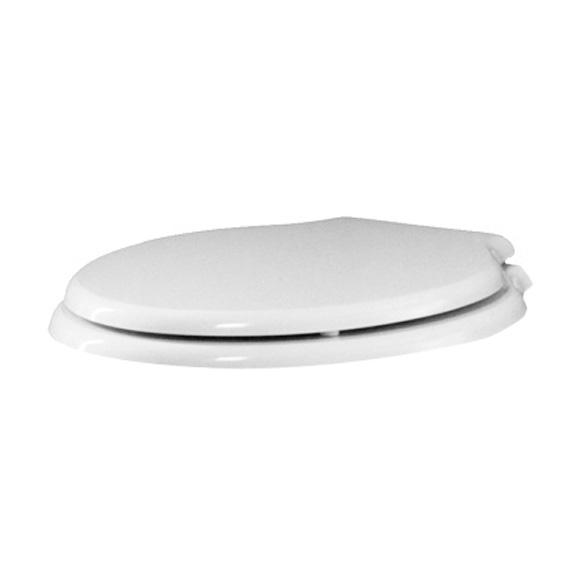 Jörger Albano toilet seat with hinges chrome hinges