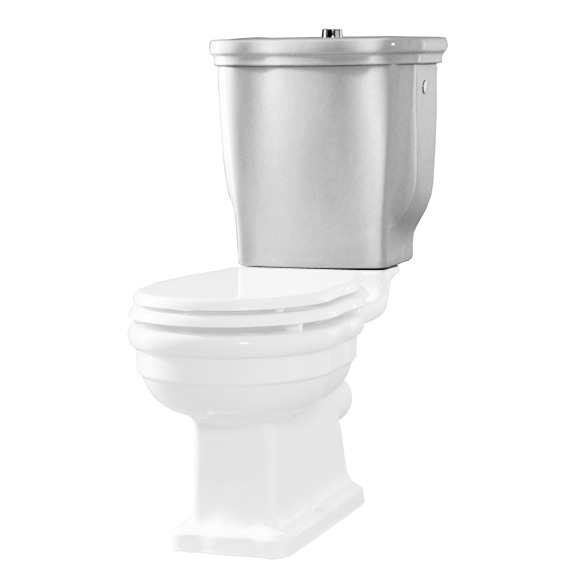 Jörger Delphi cistern to combine with washdown toilet