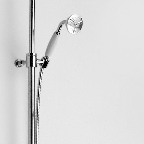 Jörger Delphi shower set chrome