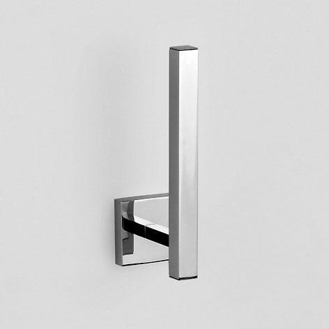 Jörger Empire II toilet roll holder for spare roll matt platinum