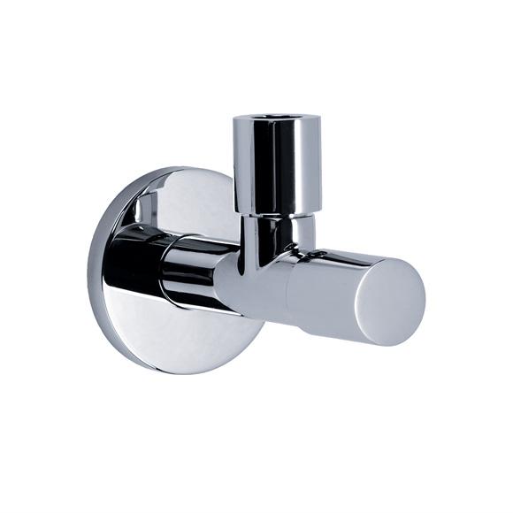 "Jörger Plateau angle valve 1/2"" x 1/2"" chrome"