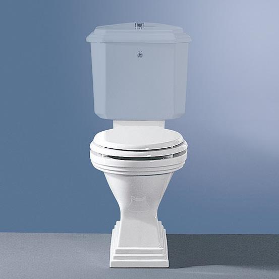 Jörger Scala II floorstanding close-coupled washdown toilet vertical outlet
