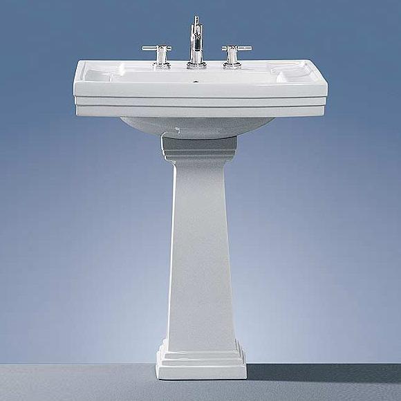 Jörger Scala II pedestal for washbasin